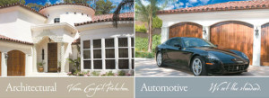 architectural and automotive